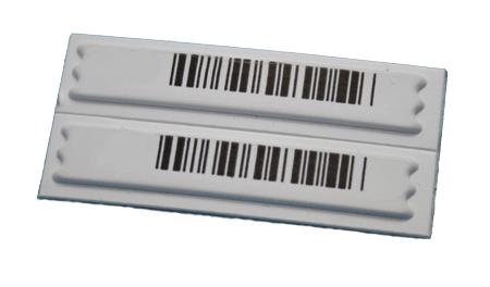 Klebe-Etikett AM-DR barcode (5.000 Stück, Sonderpreis)